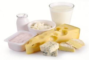 Le régime paléo et les produits laitiers