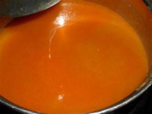 recette paléo de sauce de crevettes