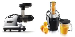 faut-il choisir un extracteur ou une centrifugeuse?